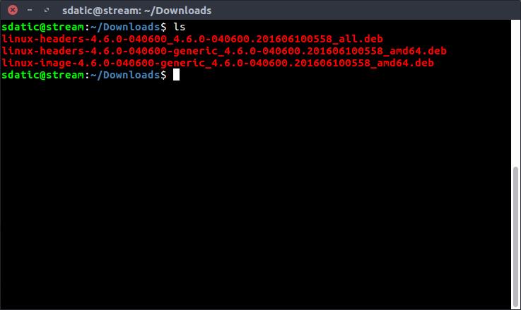 kernel-update-files