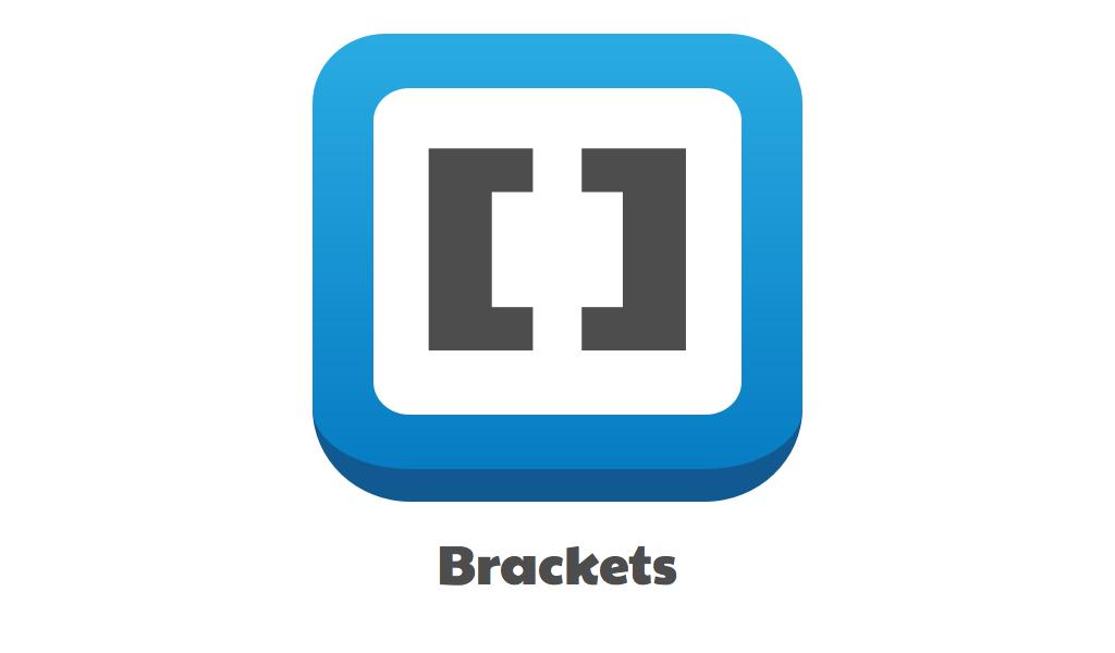 Brackets By Adobe For Web Development Windows 10