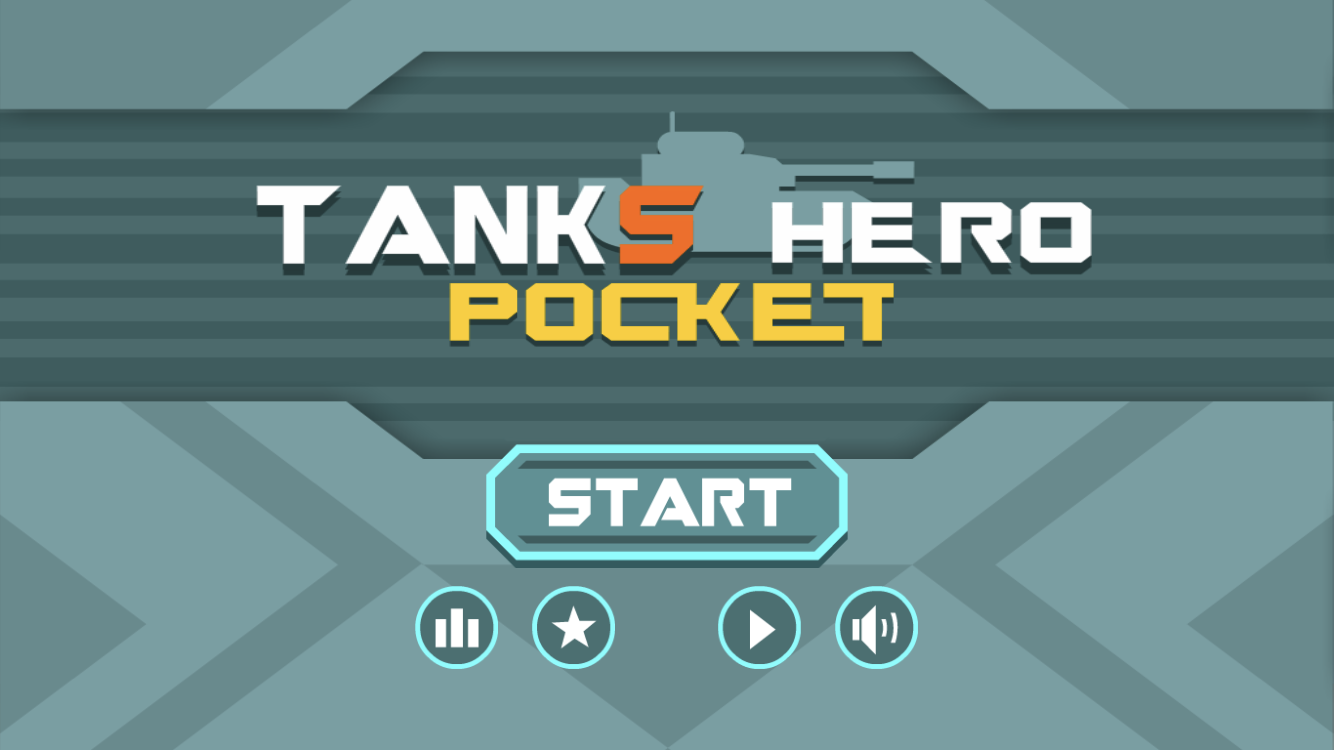 Casual iOS Games To Try – Pocket Hero-Wars Of Mini Tanks
