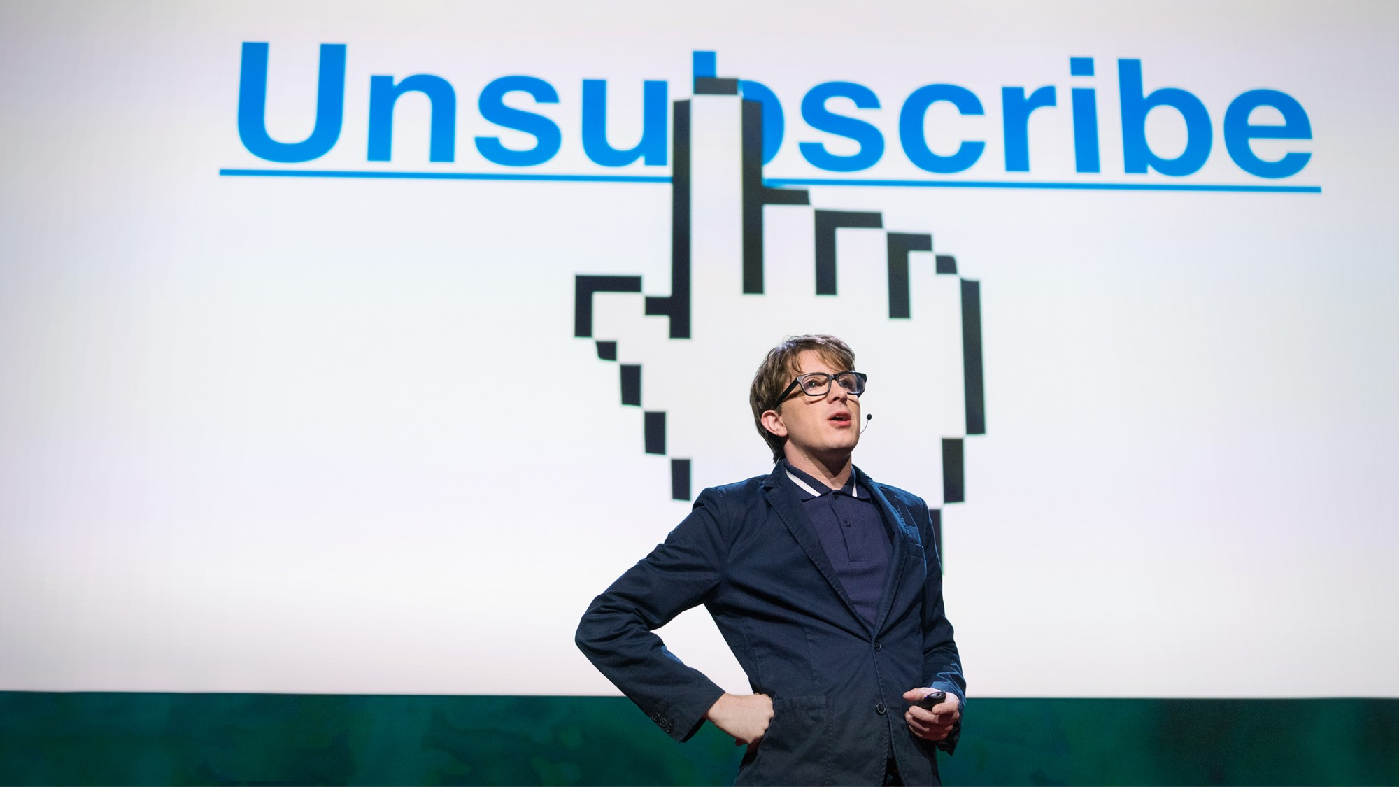 TED Talks You Have To See – Spam Email Adventures