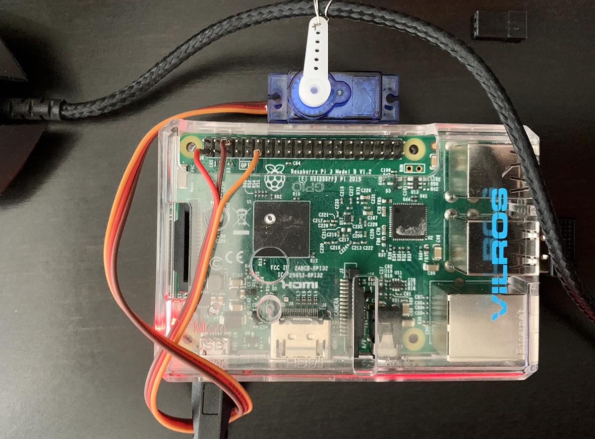 Raspberry Pi Based Mechanical Mouse Mover (Jiggler) – GTA V